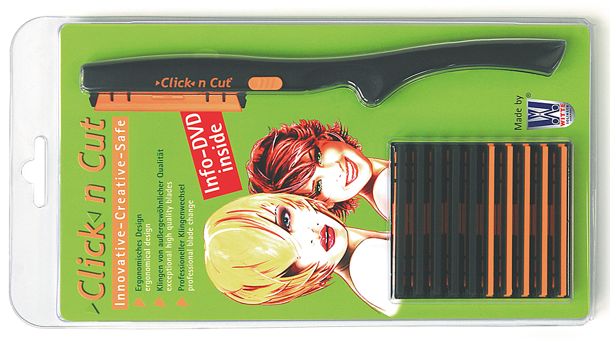 click'n cut starter set